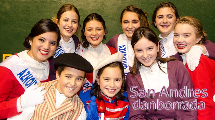 SAN ANDRES DANBORRADA