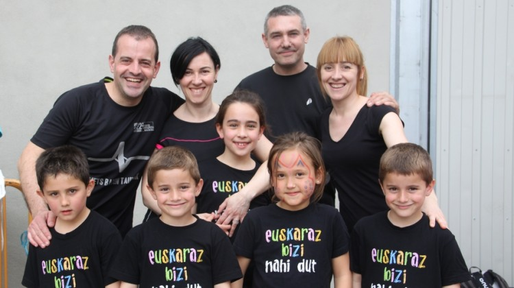 FLOREAGA  IKASTETXEKO  FAMILIEN  FESTA
