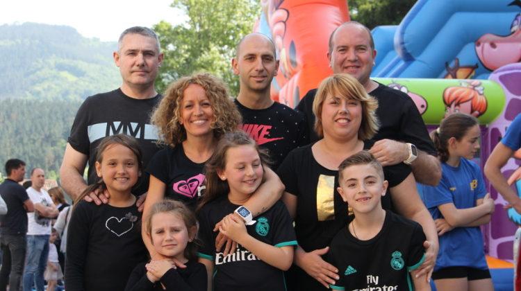 FAMILIEN FESTA FLOREAGA IKASTETXEAN
